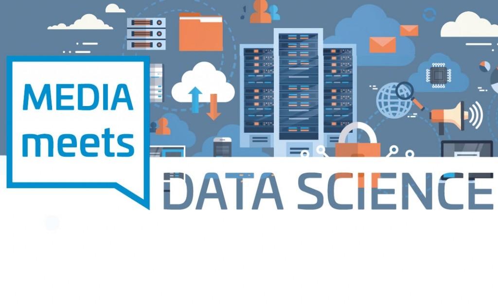 Logo Media meets Data Science