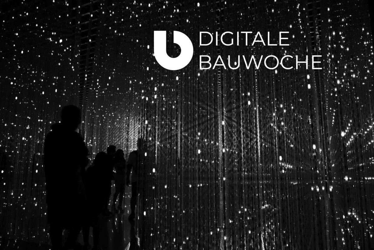 Logo Digitale Bauwoche